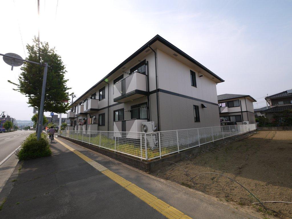 宮城県仙台市太白区、南仙台駅徒歩15分の築19年 2階建の賃貸アパート