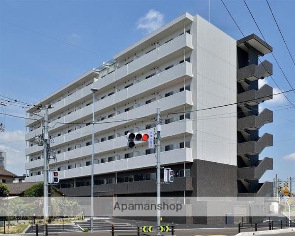 宮城県仙台市青葉区、東照宮駅徒歩4分の新築 7階建の賃貸マンション