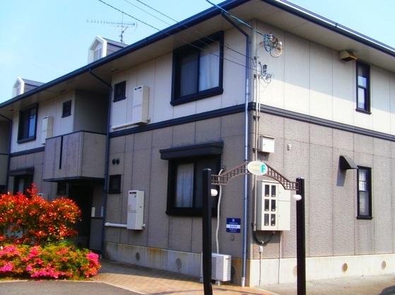 宮城県仙台市若林区、太子堂駅徒歩60分の築20年 2階建の賃貸アパート