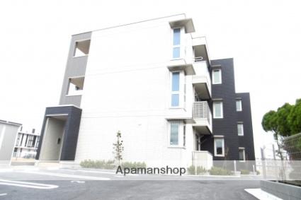 宮城県仙台市若林区、六丁の目駅徒歩20分の築1年 3階建の賃貸アパート