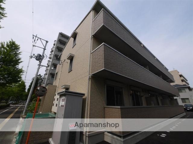 宮城県仙台市青葉区、北仙台駅徒歩12分の新築 3階建の賃貸アパート