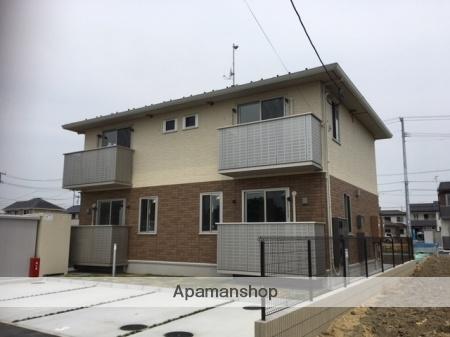 宮城県仙台市太白区、富沢駅徒歩25分の新築 2階建の賃貸アパート