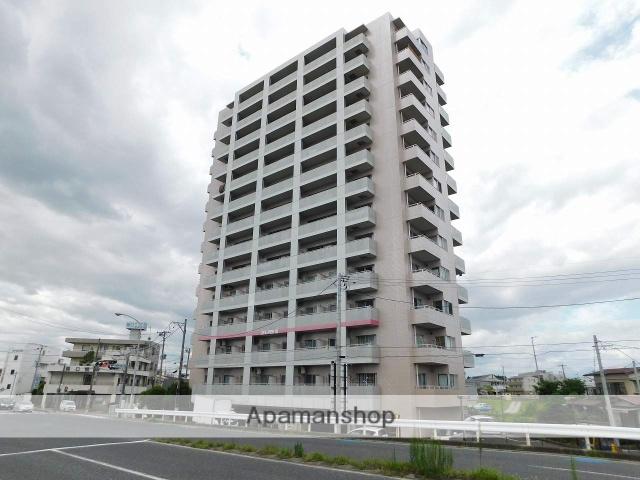 宮城県多賀城市、多賀城駅徒歩5分の築21年 14階建の賃貸マンション