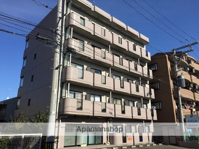 宮城県仙台市太白区、南仙台駅徒歩17分の築21年 5階建の賃貸マンション