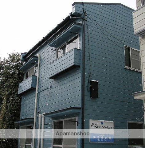 宮城県仙台市若林区、愛宕橋駅徒歩11分の築35年 2階建の賃貸アパート