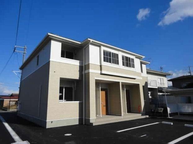 宮城県仙台市太白区の築3年 2階建の賃貸アパート