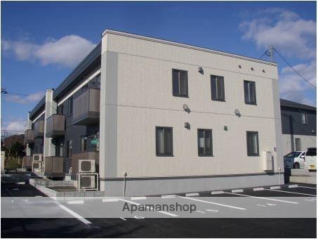 宮城県仙台市太白区、八木山動物公園駅徒歩48分の築9年 2階建の賃貸アパート