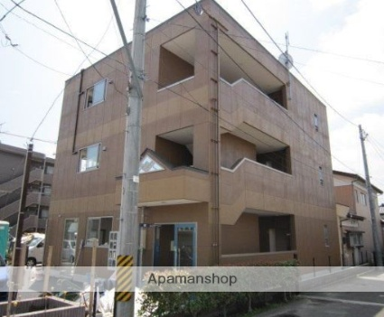 宮城県仙台市太白区、南仙台駅徒歩6分の築3年 3階建の賃貸マンション