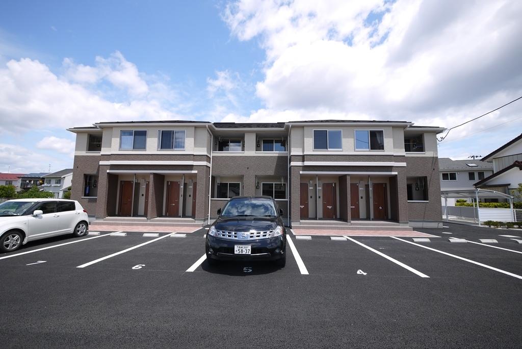 宮城県仙台市太白区の築2年 2階建の賃貸アパート