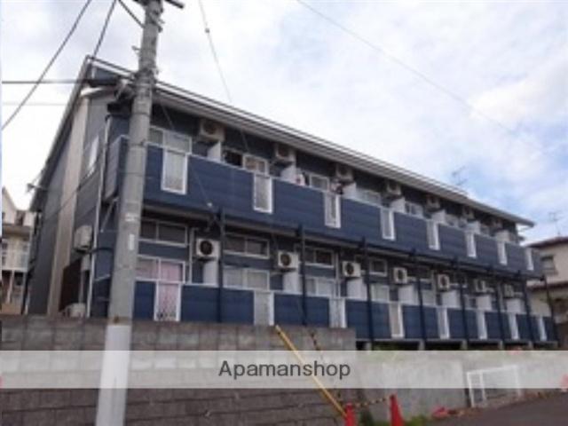 宮城県仙台市泉区、泉中央駅徒歩40分の築25年 2階建の賃貸アパート