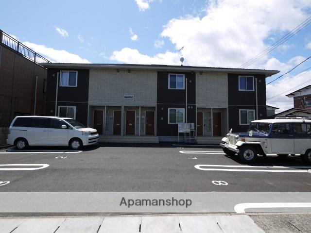 宮城県黒川郡大和町の築4年 2階建の賃貸アパート