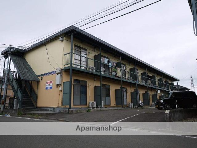 宮城県仙台市若林区の築28年 2階建の賃貸アパート