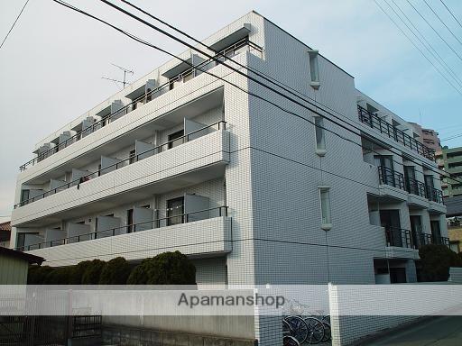 宮城県仙台市青葉区、北仙台駅徒歩16分の築28年 4階建の賃貸マンション
