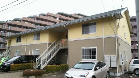 宮城県仙台市泉区、泉中央駅徒歩23分の築21年 2階建の賃貸アパート