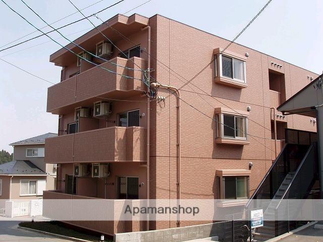 宮城県仙台市青葉区、北山駅徒歩6分の築12年 3階建の賃貸マンション
