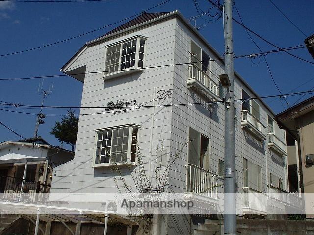 宮城県仙台市青葉区、北仙台駅徒歩14分の築25年 2階建の賃貸アパート