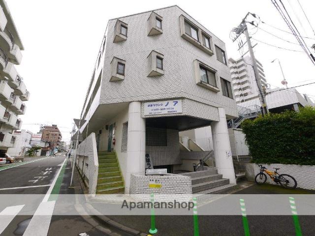 宮城県仙台市若林区、仙台駅徒歩9分の築27年 3階建の賃貸マンション