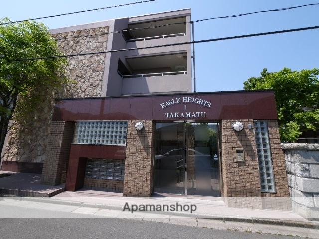宮城県仙台市青葉区、東照宮駅徒歩8分の築30年 4階建の賃貸マンション