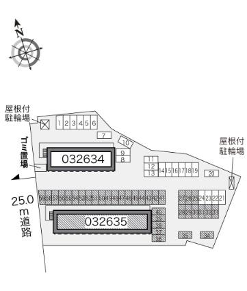 レオパレスセントグレースB[1K/20.81m2]の内装1