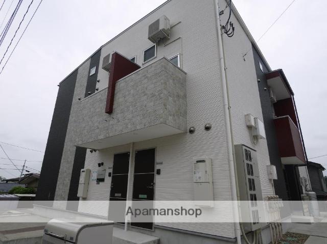 宮城県仙台市青葉区、黒松駅徒歩18分の築2年 2階建の賃貸アパート