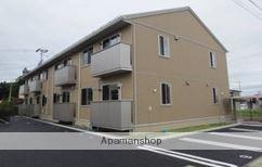 宮城県黒川郡大和町の築2年 2階建の賃貸アパート