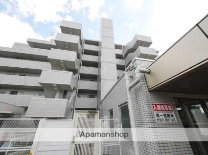 宮城県仙台市泉区、泉中央駅徒歩6分の築20年 7階建の賃貸マンション