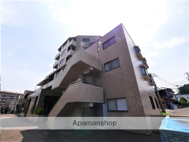 宮城県仙台市泉区の築24年 6階建の賃貸アパート