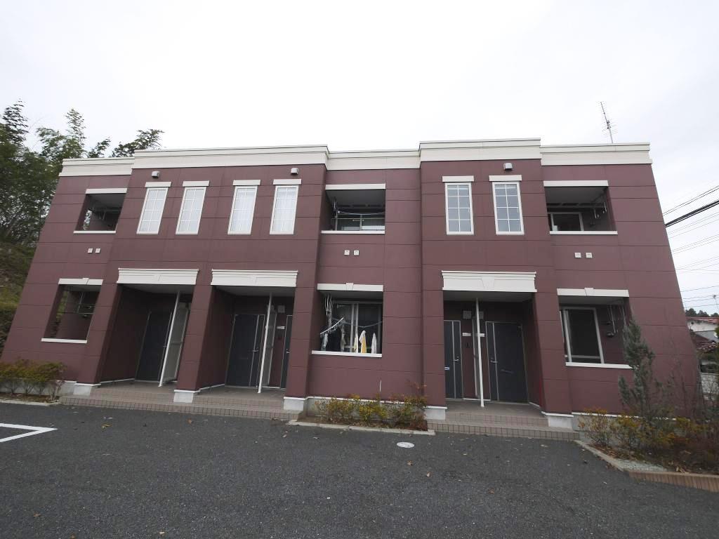 宮城県黒川郡大衡村の築6年 2階建の賃貸アパート