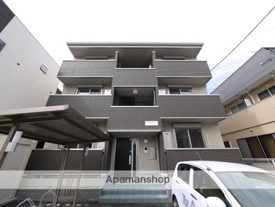 宮城県仙台市青葉区、黒松駅徒歩18分の新築 3階建の賃貸アパート