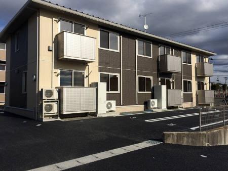宮城県黒川郡富谷町の築2年 2階建の賃貸アパート