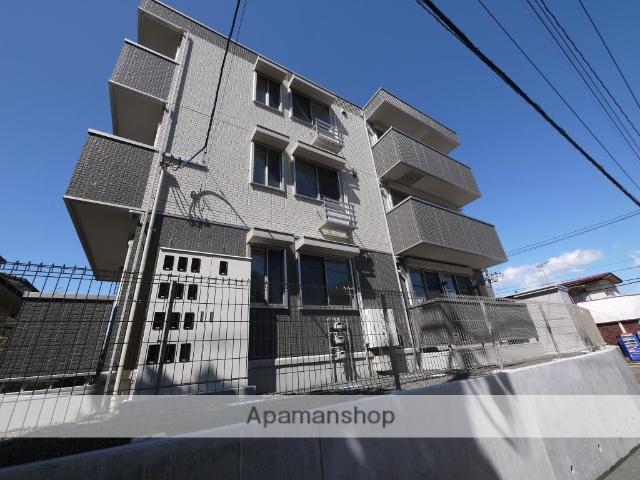 宮城県仙台市青葉区の新築 3階建の賃貸アパート