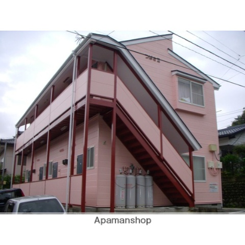 宮城県仙台市泉区、八乙女駅徒歩11分の築25年 2階建の賃貸アパート