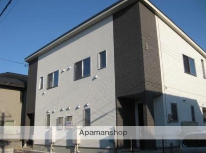 宮城県仙台市泉区の築2年 2階建の賃貸アパート