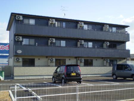 宮城県仙台市青葉区、国見駅徒歩28分の築10年 3階建の賃貸アパート