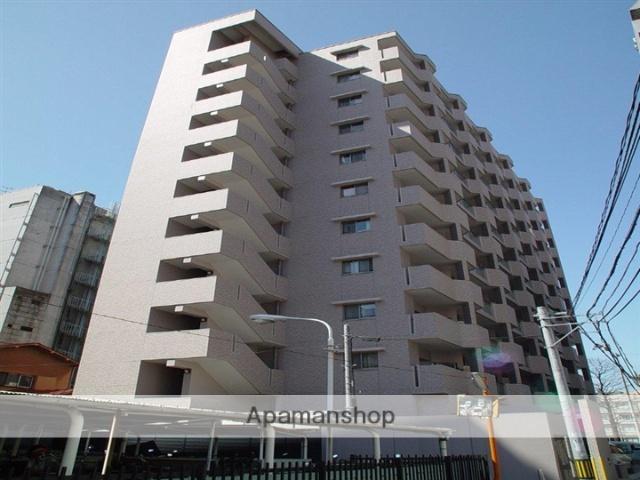 宮城県仙台市青葉区、仙台駅徒歩10分の築14年 11階建の賃貸マンション