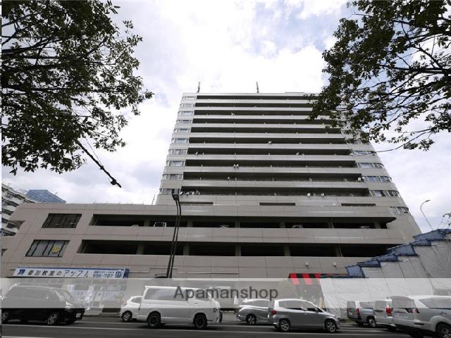 宮城県仙台市青葉区、北仙台駅徒歩6分の築26年 14階建の賃貸マンション