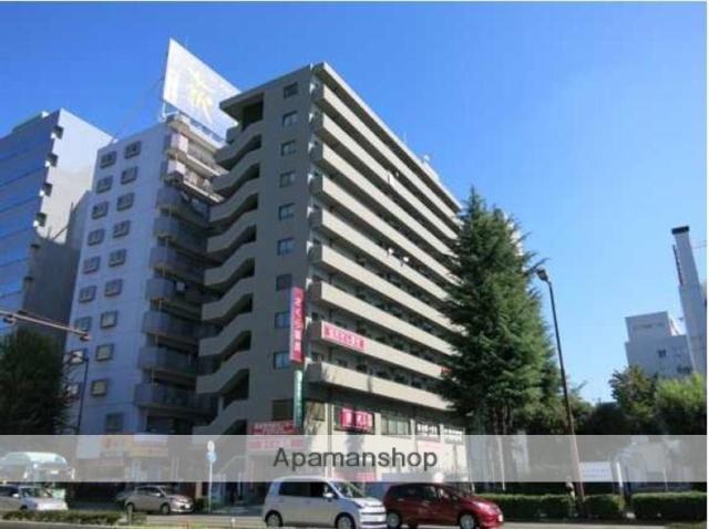 宮城県仙台市若林区、仙台駅徒歩13分の築20年 11階建の賃貸マンション