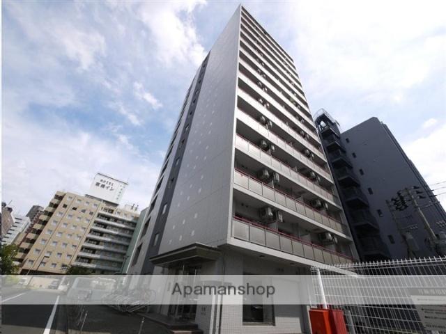 宮城県仙台市青葉区、あおば通駅徒歩8分の築10年 14階建の賃貸マンション