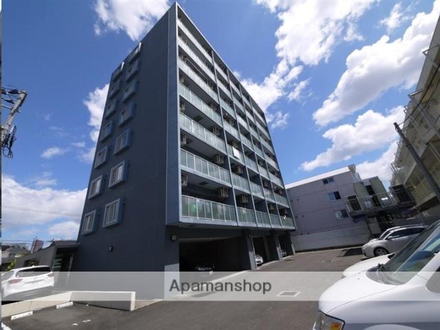 宮城県仙台市青葉区、五橋駅徒歩15分の築14年 8階建の賃貸マンション