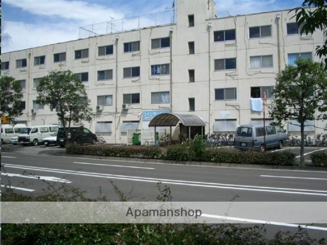 宮城県仙台市青葉区、北仙台駅徒歩8分の築35年 4階建の賃貸マンション
