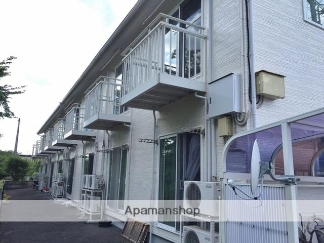 宮城県仙台市青葉区、愛子駅徒歩8分の築20年 2階建の賃貸アパート