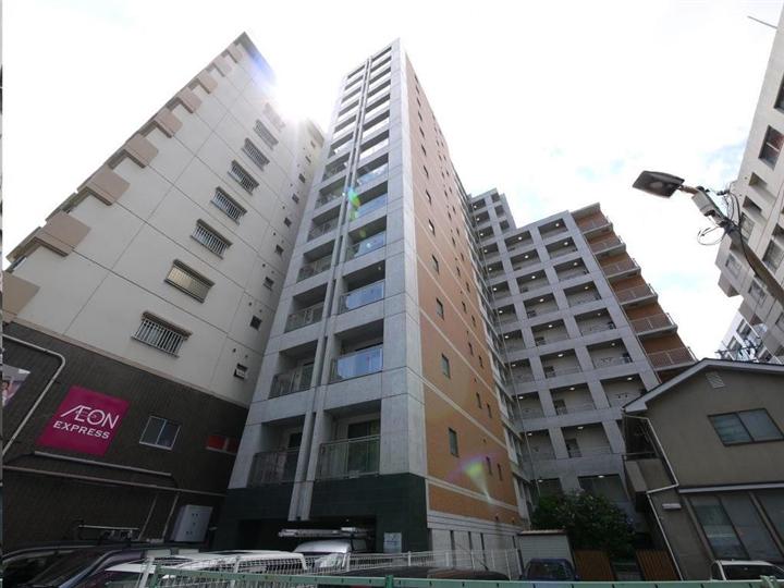 宮城県仙台市青葉区、仙台駅徒歩11分の築10年 14階建の賃貸マンション