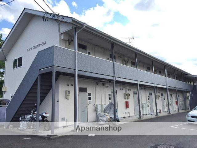 宮城県仙台市青葉区、愛子駅徒歩7分の築21年 2階建の賃貸アパート