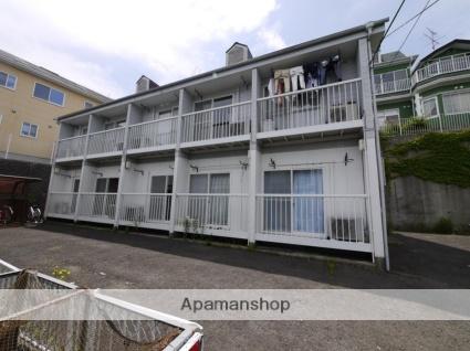 宮城県仙台市青葉区、北山駅徒歩20分の築27年 2階建の賃貸アパート