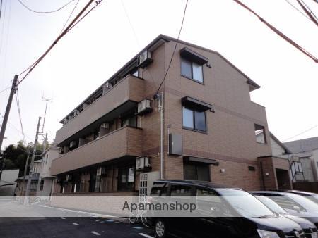 宮城県仙台市青葉区、北山駅徒歩25分の築5年 3階建の賃貸アパート