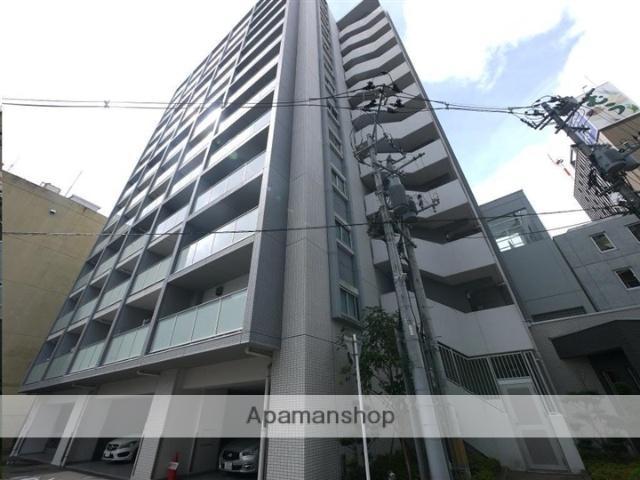 宮城県仙台市青葉区、あおば通駅徒歩11分の築8年 13階建の賃貸マンション