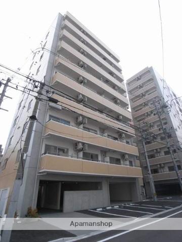 宮城県仙台市青葉区、仙台駅徒歩8分の築10年 9階建の賃貸マンション