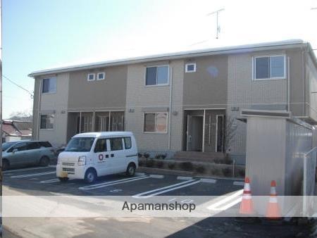 宮城県仙台市青葉区、陸前落合駅徒歩20分の築4年 2階建の賃貸アパート