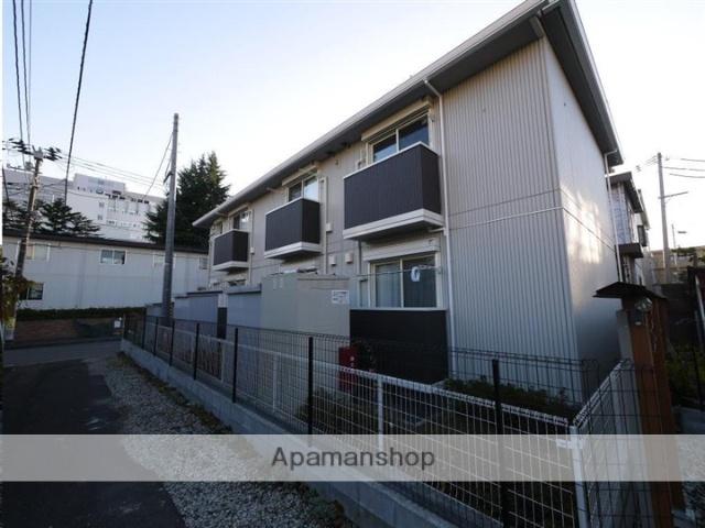 宮城県仙台市青葉区、北仙台駅徒歩15分の築2年 2階建の賃貸アパート