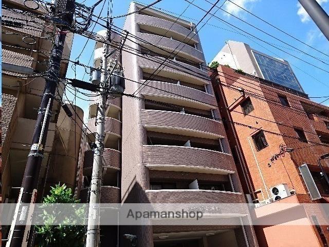 宮城県仙台市青葉区、勾当台公園駅徒歩3分の築20年 8階建の賃貸マンション